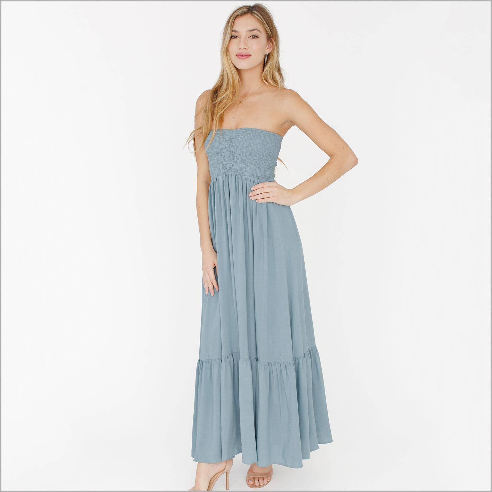 Lolo Dress. Vesper.