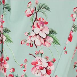 Kimono Style Robe. Ankle Length. Tigerlila